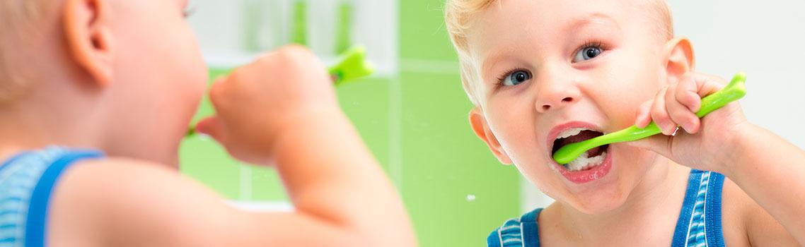 Профилактика кариеса молочных зубов