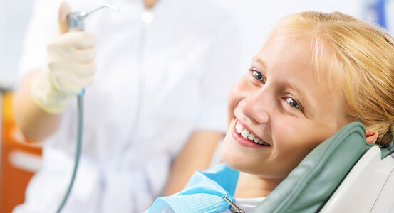Лечение кариеса у детей по технологии ICON