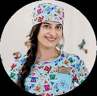 Детский врач-стоматолог Саркисова Эмма Оганесовна