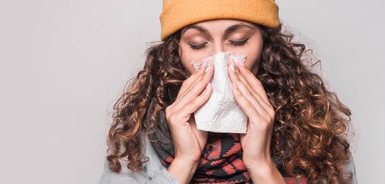 Причины гингивита - ослабленный иммунитет